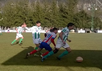 (0-0) BIESCAS-U.D.- MONZÓN-ATLÉTICO