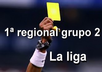 La liga de la 1ª regional grupo 2