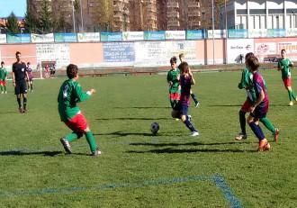 Alevin Jacetano F.C.-Huesca S.D.