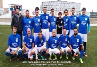 Almudevar At. - Villanúa F.C.