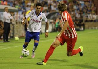 Ángel contra el Almería