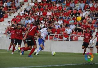 Aria Mirandés Vs. Real Zaragoza