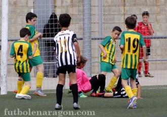 Benjamines At. Ranillas La Almunia