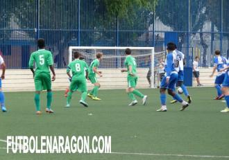 Cadete DH Ebro Stadium Casablanca