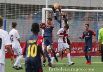 Cadetes Oliver Huesca