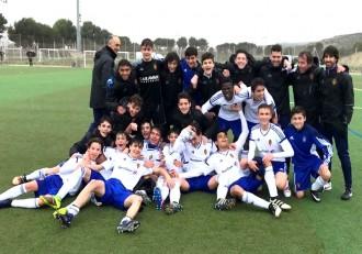 Cadetes Primera Real Zaragoza