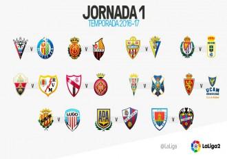 Calendario liga2