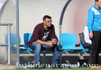 David Bernal entrenador del Casetas