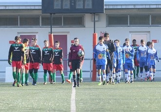 CD Delicias vs Valdefierro