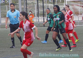 Futbol Femenino Actur Pablo Iglesias - El Gancho