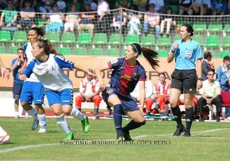Futbol femenino Alcaine Barcelona