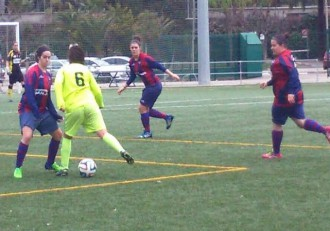 Futbol femenino Aragonesa Villanueva