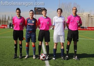 Futbol Femenino Oliver Oiartzun