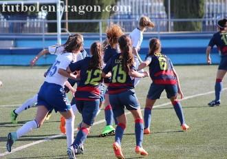 Futbol Femenino Oliver Zaragoza A