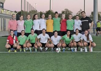 Futbol femenino Peñas oscenses A