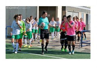 Futbol femenino Peñas Oscenses B - Peña ferranca A