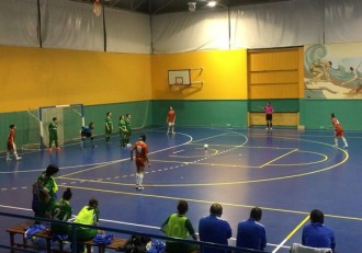 Futbol femenino Sala Zaragoza Flaviobriga