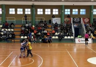 Futbol femenino Sala Zaragoza Valdetires