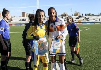 Futbo Femenino Seleccion Aragonesa Sub-17 - Seleccion Canaria