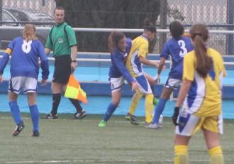 Futbol FemeninoAragon Sub-16