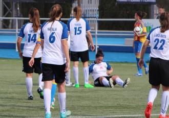 Futbol femenino Transportes Alcaine