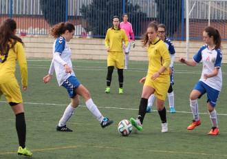 Futbol femenino Transportes Alcaine Aragonesa