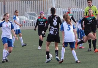 Futbol femenino Transportes Alcaine Delicias