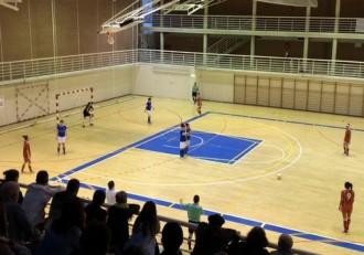 Futbol femenino Txantrea - Sala Zaragoza