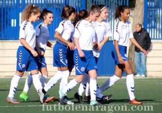 Futbol Femenino Zaragoza A