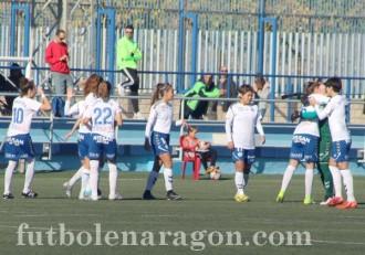 Futbol Femenino Zaragoza CF