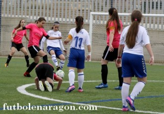 Futbol Femenino Zaragoza B Ranillas