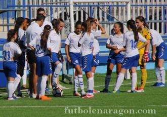 Futbol Femenino Zaragoza CFF A - Teruel