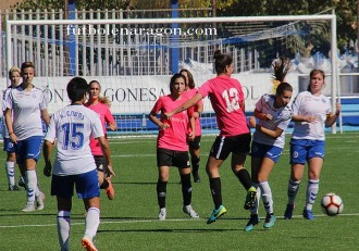 Zaragoza CFF B - Ranillas