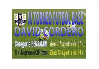 Giner Trofeo Cordero