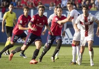 Osasuna Huesca