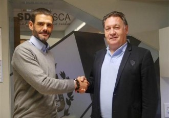 Huesca Ramon tejada Secretario tecnico