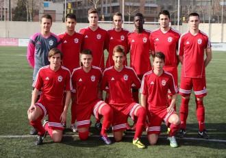 Juvenil Liga Nacional San Gregorio