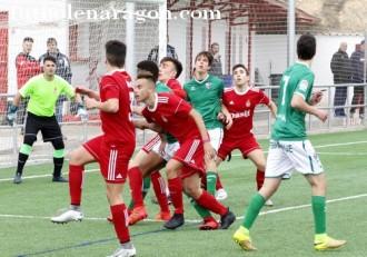Juveniles Amistad Huesca