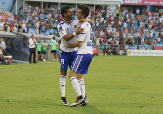 Lanzarote y Ángel gol al UCAM  Murcia