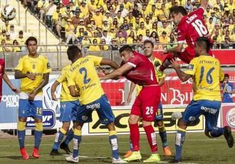 Liga Adelante Las Palmas Zaragoza