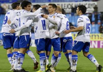 Liga Adelante Zaragoza