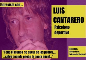 Luis Cantarero