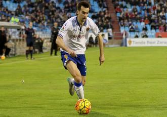Manu Lanzarote Real Zaragoza