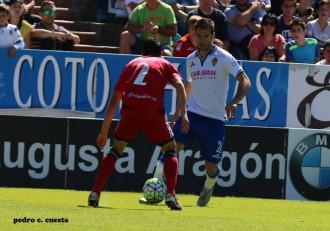 Marc Bertrán Real Zaragoza