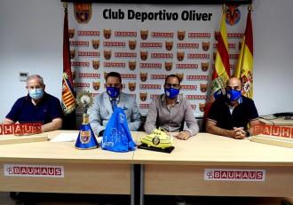 Oliver Villamayor convenio