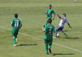 Gol de Jorge Pombo