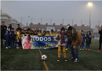 Prebenjamines Torneo Solidario