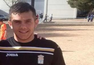 Primera Regional Samper Calanda Hector portero