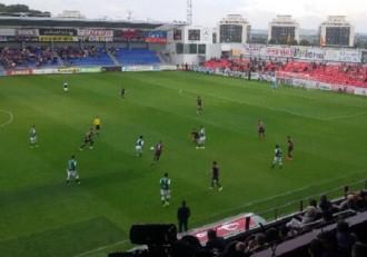 Segunda B Huesca ferrol