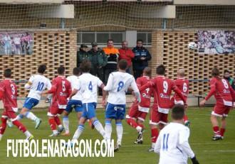 Segunda division B - Zaragoza Badalona